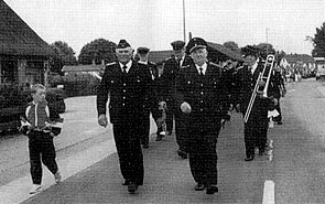 100 Jahre Freiwillige Feuerwehr Sieverstedt-Stenderup und Süderschmedeby