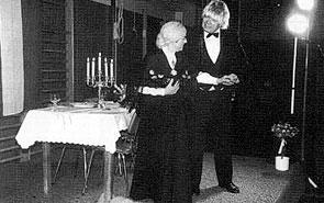 Plattdeutscher Abend im März 1994