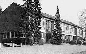 Grundschule Sieverstedt im April 1996